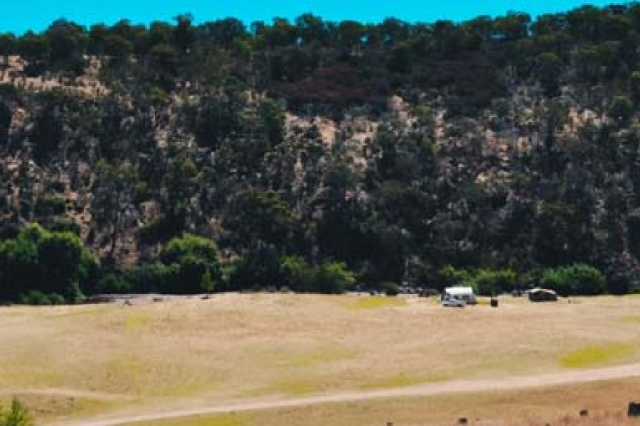 Image of Paradise Valley camping destination
