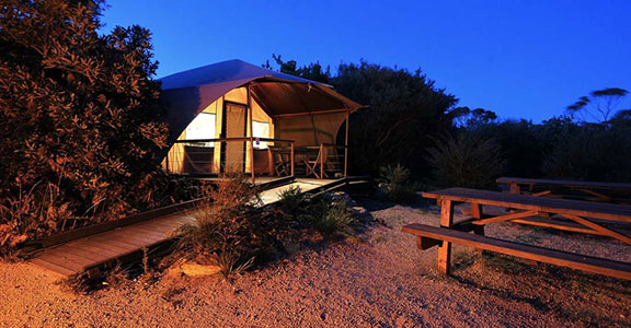 Image of cape conran coastal park camping destination