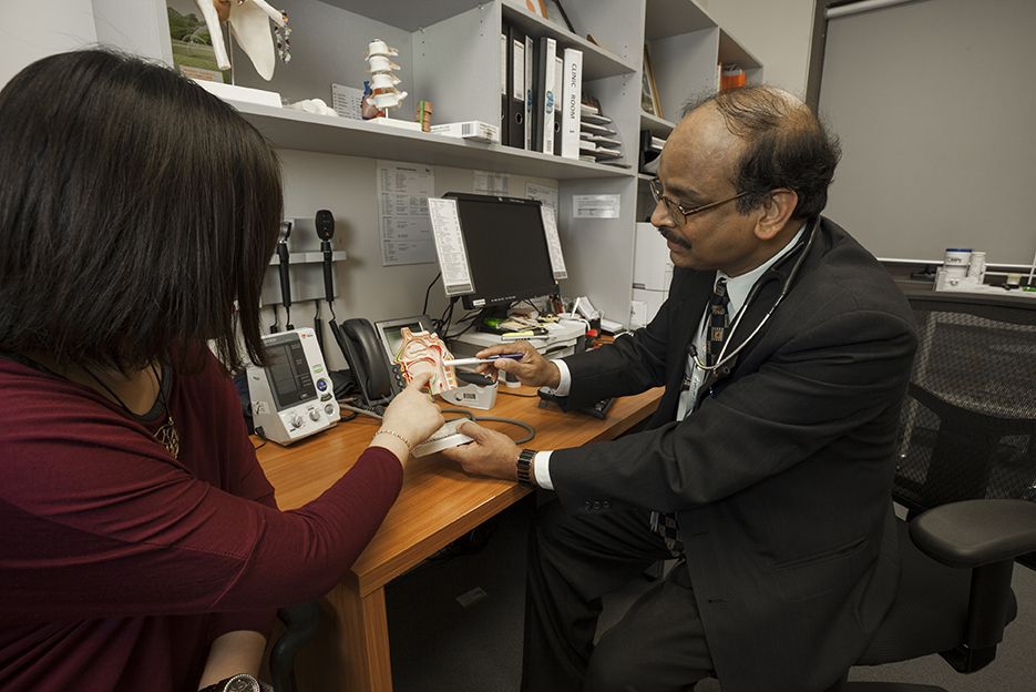 Keeping your health in check while overseas