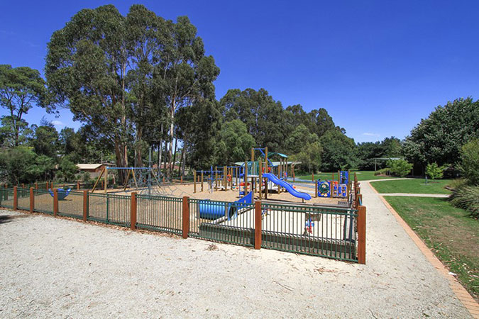Image of McIndoe Park in Leongatha