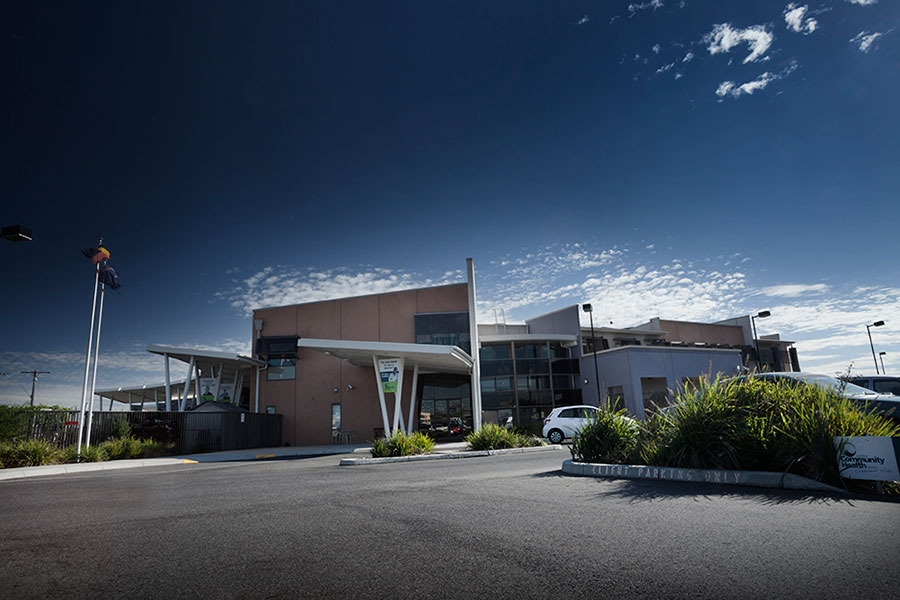 LCHS Morwell head office