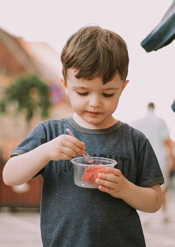 Top tips for your child's eating during the festive season