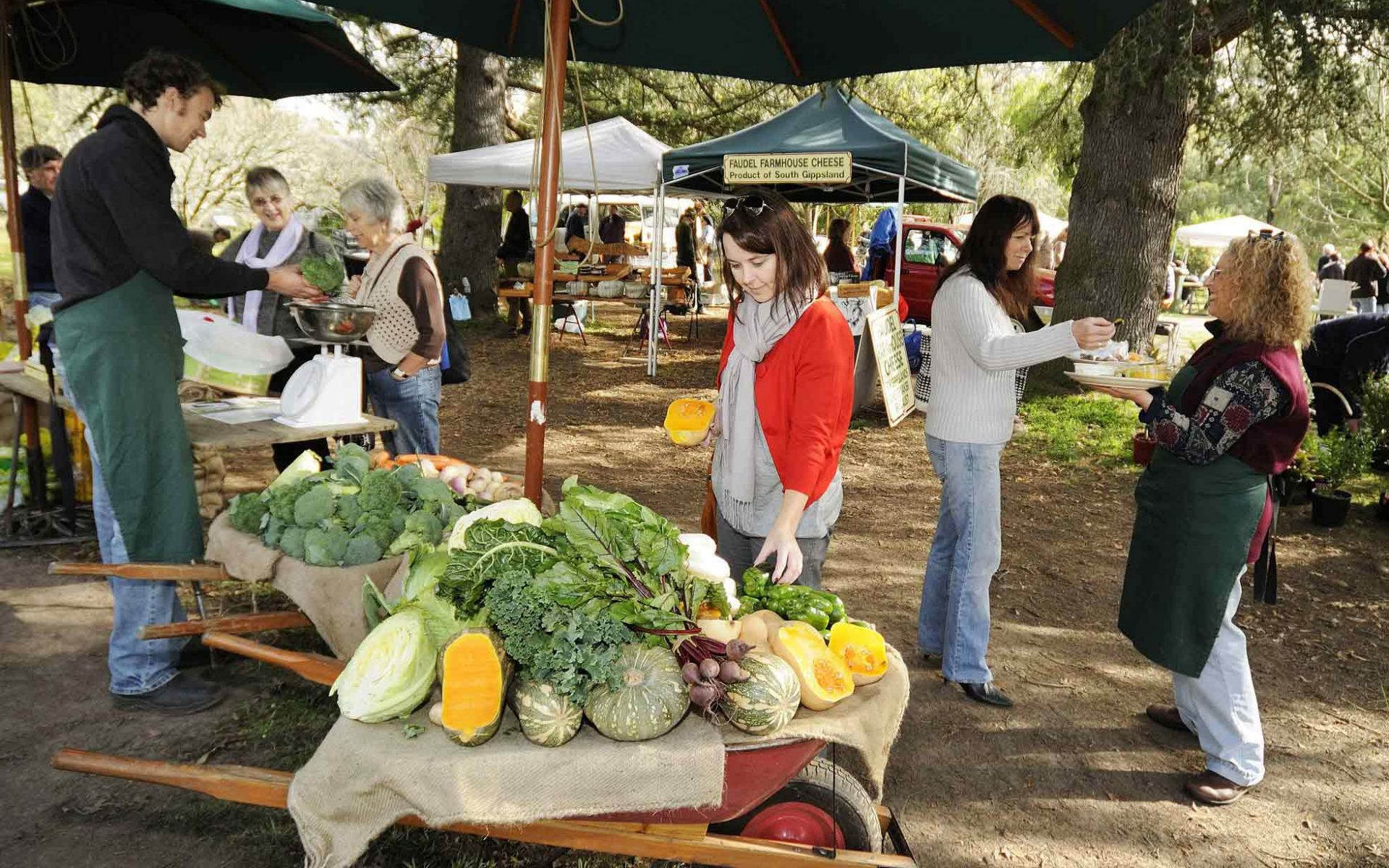 To market, to market … where to find Gippsland's best markets