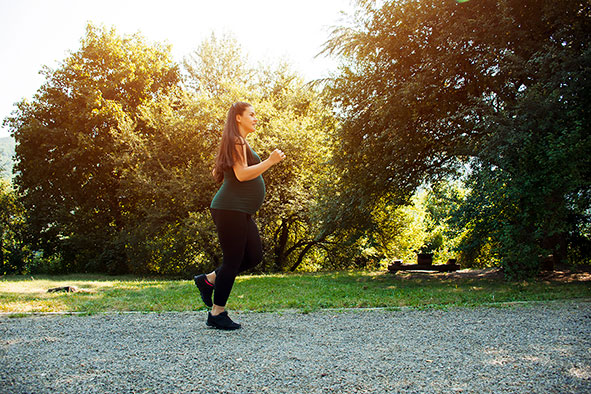 Exercise and pregnancy - is it good for me?