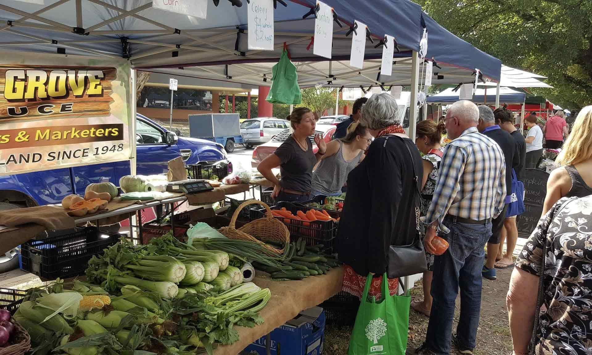 Image courtesy Traralgon Farmers Market