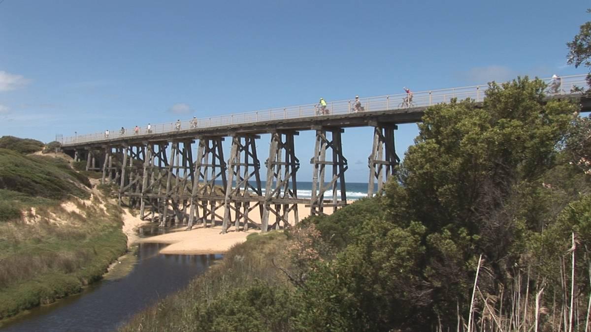 IMAGE COURTESY RAIL TRAILS AUSTRALIA