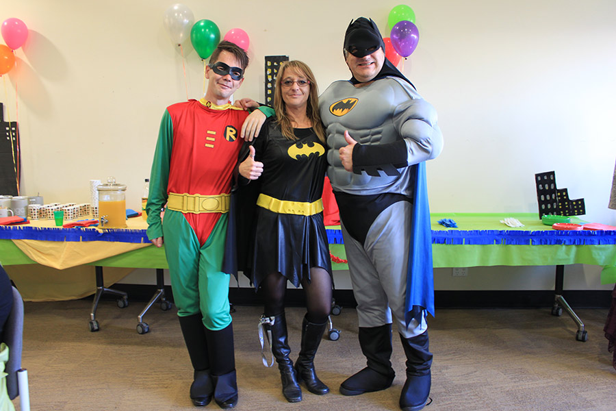 Volunteer Superheroes