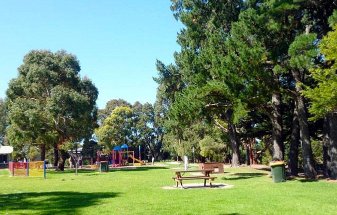 Image of Wyeth-McNamara Park in Inverloch